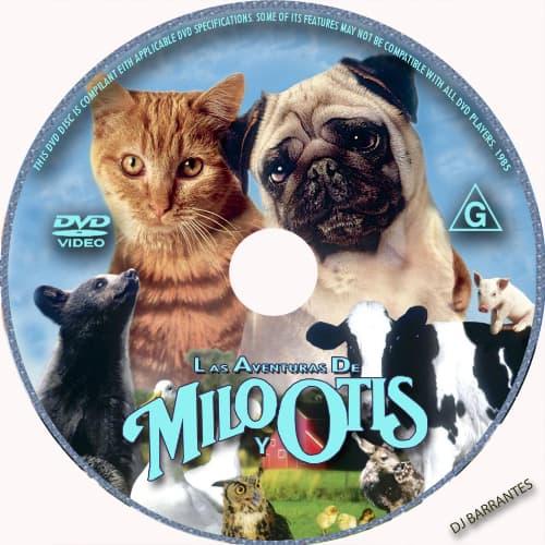 peícula de Milo y Otis