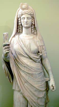 Perséfone diosa